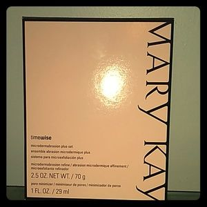 Mary Kay Microdermabrasion